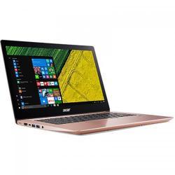 Ultrabook Acer Swift 3 SF314-52G, Intel Core i5-8250U, 14inch, RAM 8GB, SSD 256GB, nVidia GeForce MX150 2GB, Windows 10, Pink