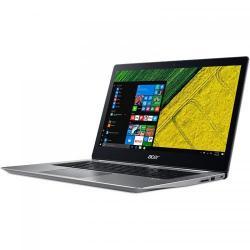 Ultrabook Acer Swift 3 SF314-52G, Intel Core i7-8550U, 14inch, RAM 8GB, SSD 256GB, nVidia GeForce MX150 2GB, Windows 10, Silver