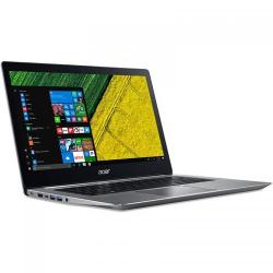 Ultrabook Acer Swift 3 SF314-52G, Intel Core i7-8550U, 14inch, RAM 8GB, SSD 256GB, nVidia GeForce MX150 2GB, Windows 10, Silver