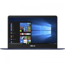 Ultrabook Asus ZenBook 3 Deluxe UX490UA-BE009T, Intel Core i7-7500U, 14inch, RAM 8GB, SSD 512GB, Intel HD Graphics 620, Windows 10, Blue