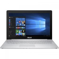 Ultrabook ASUS Zenbook Pro UX501VW-FJ006T, Intel Core i7-6700HQ, 15.6inch Touch, RAM 16GB, SSD 512GB, nVidia GeForce GTX 960M 4GB, Windows 10, Silver