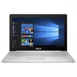 Ultrabook Asus ZenBook Pro UX501VW-GE004T, Intel Core i7-6700HQ, 15.6inch, RAM 16GB, SSD 256GB, nVidia GeForce GTX 960M 4GB, Windows 10, Silver