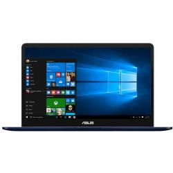 Ultrabook Asus ZenBook Pro UX550VD-BO048R, Intel Core i7-7700HQ, 15.6inch Touch, RAM 16GB, SSD 512GB, nVidia GeForce GTX 1050 4GB, Windows 10 Pro, Royal Blue
