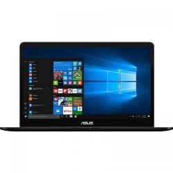 Ultrabook Asus ZenBook Pro UX550VE-BN016R, Intel Core i7-7700HQ, 15.6inch, RAM 16GB, SSD 512GB, nVidia GeForce GTX 1050 Ti 4GB, Windows 10 Pro, Matte Black
