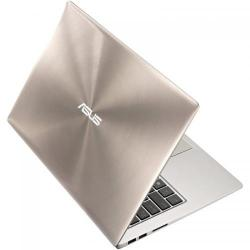 Ultrabook Asus Zenbook UX303UA-R4043T, Intel Core i3-6100U, 13.3inch, RAM 4GB, HDD 1TB, Intel HD Graphics 520, Windows 10, Brown