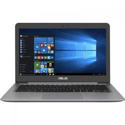 Ultrabook Asus Zenbook UX310UA-FC555T, Intel Core i3-7100U, 13.3inch, RAM 4GB, HDD 500GB + SSD 128GB, Intel HD Graphics 620, Windows 10, Grey