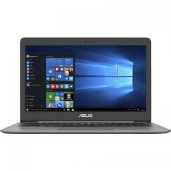 Ultrabook ASUS Zenbook UX310UQ, Intel Core i7-7500U, 13.3inch, RAM 16GB, HDD 1TB + SSD 256GB, nVidia GeForce 940MX 2GB, Windows 10 Pro, Grey