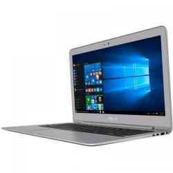Ultrabook Asus Zenbook UX330UA-FB018T, Intel Core i7-6500U, 13.3inch, RAM 8GB, SSD 512GB, Intel HD Graphics 520, Windows 10, Grey