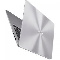 Ultrabook ASUS Zenbook UX330UA-FC298T, Intel Core i7-8550U, 13.3inch, RAM 8GB, SSD 512GB, Intel UHD Graphics 620, Windows 10, Grey
