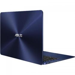 Ultrabook Asus ZenBook UX430UA-GV103T, Intel Core i7-7500U, 14inch, RAM 8GB, SSD 256GB, Intel HD Graphics 620, Windows 10, Blue