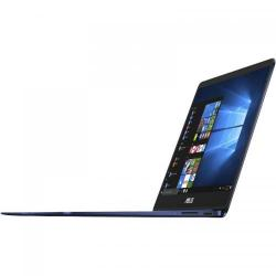 Ultrabook ASUS ZenBook UX430UN-GV072T, Intel Core i7-8550U, 14inch, RAM 16GB, SSD 256GB, nVidia GeForce MX150 2GB, Windows 10, Blue