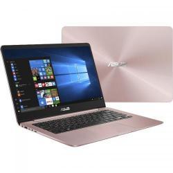 Ultrabook ASUS ZenBook UX430UN-GV074T, Intel Core i7-8550U, 14inch, RAM 16GB, SSD 256GB, nVidia  GeForce MX150 2GB, Windows 10, Rose Gold