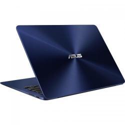 Ultrabook Asus ZenBook UX430UQ-GV006T, Intel Core i5-7200U, 14inch, RAM 8GB, SSD 256GB, nVidia GeForce 940MX 2GB, Windows 10, Blue