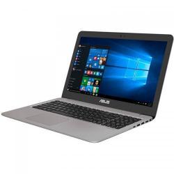 Ultrabook Asus ZenBook UX510UX-CN172R, Intel Core i5-7200U, 15.6inch, RAM 12GB, HDD 1TB + SSD 128GB, nVidia GeForce GTX 950M 2GB, Windows 10 Pro, Grey Metal