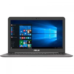 Ultrabook Asus ZenBook UX510UX, Intel Core i7-7500U, 15.6inch, RAM 12GB, HDD 1TB + SSD 128GB, nVidia GeForce GTX 950M 2GB, Windows 10, Grey Metal