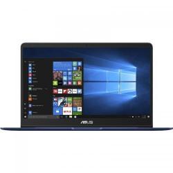 Ultrabook ASUS ZenBook UX530UQ-FY030T, Intel Core i5-7200U Processor, 15.6inch, RAM 8GB, SSD 512GB, nVidia GeForce 940MX 2GB, Windows 10, Blue