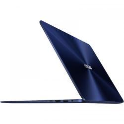 Ultrabook ASUS ZenBook UX530UX-FY029R, Intel Core i7-7500U, 15.6inch, RAM 16GB, SSD 512GB, nVidia GeForce GTX 950M 2GB, Windows 10 Pro, Blue