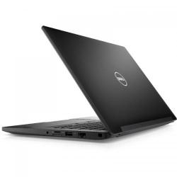 Ultrabook Dell Latitude 7480, Intel Core i7-7600U, 14inch, RAM 8GB, SSD 256GB, Intel HD Graphics 620, Windows 10 Pro, Black