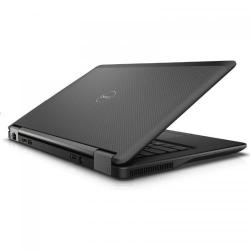 Ultrabook Dell Latitude E7250, Intel Core i5-5300U, 12.5inch, RAM 8GB, SSD 128GB, Intel HD Graphics 5500, Windows 8.1 Pro, Black
