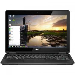 Ultrabook Dell Latitude E7250, Intel Core i7-5600U, 12inch, RAM 8GB, SSD 256GB, Intel HD Graphics 5500, Windows 7 Pro, Black