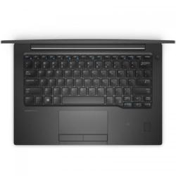 Ultrabook Dell Latitude E7370, Intel Core M5-6Y57, 13.3inch, RAM 8GB, SSD 256GB, Intel HD Graphics 515, Linux, Black