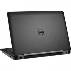 Ultrabook Dell Latitude E7470, Intel Core i5-6300U, 14inch, RAM 8GB, SSD 256GB, Intel HD Graphics 520, Linux, Black