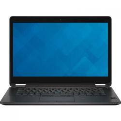 Ultrabook Dell Latitude E7470, Intel Core i7-6600U, 14inch, RAM 16GB, SSD 256GB, Intel HD Graphics 520, Linux, Black
