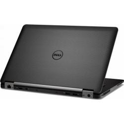 Ultrabook Dell Latitude E7470, Intel Core i7-6600U, 14inch, RAM 8GB, SSD 256GB, Intel HD Graphics 520, Windows 7 Pro + Windows 10 Pro, Black