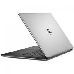 Ultrabook DELL New XPS 13 (9350), Intel Core i5-6200U, 13.3 inch QHD+ Touch, RAM 8GB, SSD 256GB, Intel HD 520, Windows 10, Silver