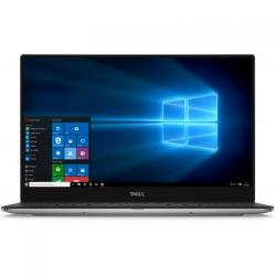 Ultrabook Dell New XPS 13 (9350), Intel Core i5-6300U, 13.3inch Touch, RAM 8GB, SSD 256GB, Intel HD Graphics 520, Windows 10, Silver