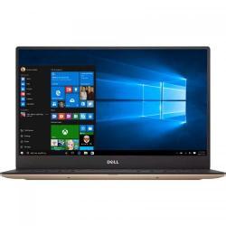 Ultrabook Dell New XPS 13 (9360), Intel Core i7-7500U, 13.3inch, RAM 8GB, SSD 256GB, Intel HD Graphics 620, Windows 10, Rose Gold