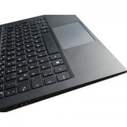 Ultrabook Dell New XPS 13 (9360), Intel Core i7-7500U, 13.3inch Touch, RAM 16GB, SSD 512GB, Intel HD Graphics  620, Windows 10 Pro, Silver