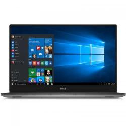 Ultrabook Dell New XPS 15 (9560), Intel Core i7-7700HQ, 15.6inch Touch, RAM 16GB, SSD 1TB, nVidia GeForce GTX 1050 4GB, Windows 10 Pro, Silver