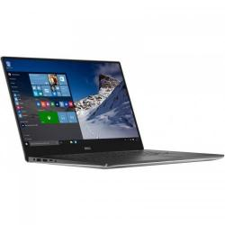 Ultrabook Dell XPS 15 (9550), Intel Core i5-6300HQ, 15.6inch, RAM 8GB, HDD 1TB + SSD 32GB, nVidia GeForce GTX 960M 2GB, Windows 10 Pro, Silver