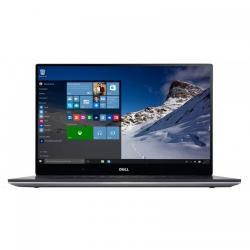 Ultrabook Dell XPS 15, Intel Core i7-6700HQ, 15.6inch, RAM 16GB, SSD 512GB, nVidia GeForce GTX 960M 2GB, Windows 10, Silver
