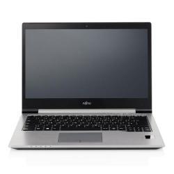 Ultrabook Fujitsu Lifebook U745, Intel Core i5-5200U, 14inch, RAM 8GB, SSD 256GB, Intel HD Graphics 5500, Free Dos, Silver