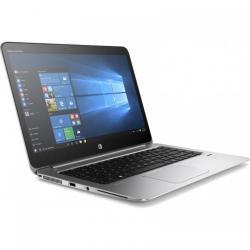 Ultrabook HP EliteBook Folio 1040 G3, Intel Core i5-6200U, 14inch, RAM 8GB, SSD 256GB, Intel HD Graphics 520, Windows 7 Pro + Windows 10 Pro, Silver