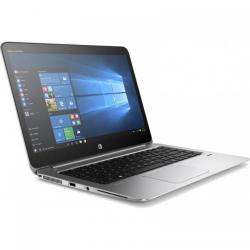 Ultrabook HP EliteBook Folio 1040 G3, Intel Core i7-6500U, 14inch, RAM 8GB, SSD 256GB, Intel HD Graphics 520, Windows 7 Pro + Windows 10 Pro, Silver