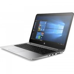 Ultrabook HP EliteBook Folio 1040 G3, Intel Core i7-6500U, 14inch, RAM 8GB, SSD 256GB, Intel HD Graphics 520, Windows 7 Pro + Windows 10 Pro, Silver