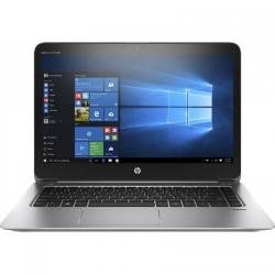 Ultrabook HP EliteBook Folio 1040 G3, Intel Core i7-6500U, 14inch, RAM 8GB, SSD 512GB, Intel HD Graphics 520, Windows 7 Pro + Windows 10 Pro, Silver