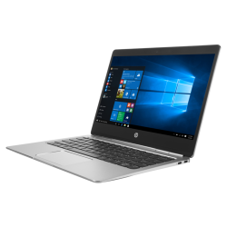 Ultrabook HP Folio G1, Intel Core M5-6Y54, 12.5inch, RAM 8GB, SSD 256, Intel HD Graphics 515, Windows 10 Pro, Silver