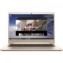 Ultrabook Lenovo IdeaPad 710S Plus, Intel Core i7-7500U, 13.3inch, RAM 8GB, SSD 512GB, nVidia GeForce 940MX 2GB, Windows 10, Gold