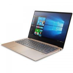 Ultrabook Lenovo IdeaPad 720S-13IKB, Intel Core i7-7500U, 13.3inch, RAM 8GB, SSD 256GB, Intel HD Graphics 620, Windows 10, Champagne