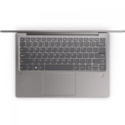 Ultrabook Lenovo IdeaPad 720S-13IKB, Intel Core i7-7500U, 13.3inch, RAM 8GB, SSD 512GB, Intel HD Graphics 620, Windows 10, Iron Grey