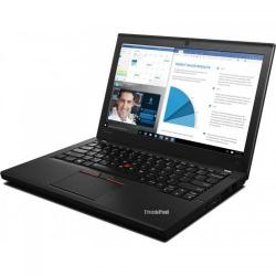 Ultrabook Lenovo ThinkPad X260, Intel Core i7-6500U, 12.5inch, RAM 8GB, SSD 256GB, Intel HD Graphics 520, Windows 7 Pro + Windows 10 Pro, Black