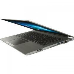 Ultrabook Toshiba Portege Z30-C-16J, Intel Core i5-6200U, 13.3inch, RAM 8GB, SSD 256GB, Intel HD Graphics 520, Windows 10 Pro, Grey
