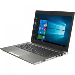 Ultrabook Toshiba Portege Z30-C-16K, Intel Core i5-6200U, 13.3inch, RAM 8GB, SSD 256GB SSD, Intel HD Graphics 520, 4G, Windows 10 Pro, Grey