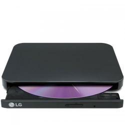 Unitate optica externa LG GP90EB70 DVD-RW, USB 2.0, Black