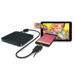 Unitate optica externa LG GP95EB70 DVD-RW, USB 2.0, Black