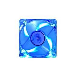 Ventilator Deepcool Xfan 80L Clear 80mm LED fan